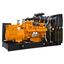 Green Power Water Cooling 300kw Free Energy Type Biogas Generator