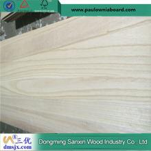 3mm Edge Glued Paulownia Panels for Surfboard
