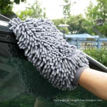 Luva da lavagem de carros do microfiber do automóvel do fabricante da fábrica