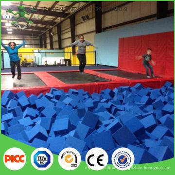 Xiaofeixia Indoor Trampoline with Foam Pit