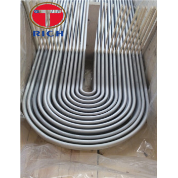 S32750 duplex Stainless Steel U bend Tube