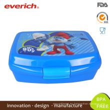 2016 Nuevo diseño BPA libre Everich Bento almuerzo caja
