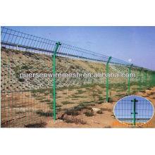 Heiß-Verkauf Zaun mit doppelten Draht Kanten