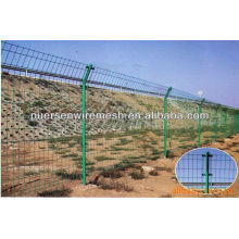 Hot-sale Fence with Double Wire Edges