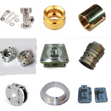 CNC Automatic Lathe Processing Metal Turning Parts (ATC-425)