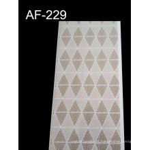 Painel de parede de PVC facilmente limpo