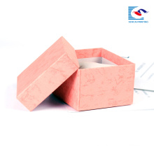 Wholesale rigid paper gift box Chinese supplier for watches packing