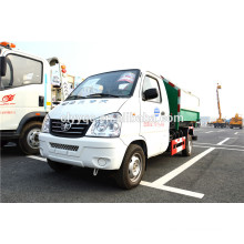 hot sale cheap china container garbage truck with faw chassis