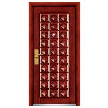 Стальная деревянная дверь (компания fxgm-А101)