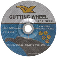 Abrasive Cutting Discs and Wheels for Grinding Metal