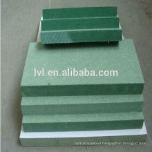 green color waterproof mdf board