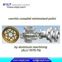 Selbstausgeglichenes Fahrzeug Aluminium-Druckguss-Räder