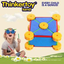 Развивающая игрушка для детей в геометрической пене