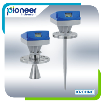 Indicateur de niveau Krohne BM26 OPTIWAVE 7300 OPTIFLEX 1300