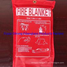 Fiber Glass Clothes Fire Blanket