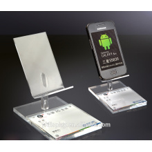 Maßgeschneiderte Acryl Telefon-Display-Ständer