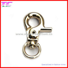 High Quality Light Gold Metal Clasps for Bag Accessories