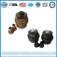 Medidor volumétrico da água do fabricante do medidor de água (DN15-DN25)