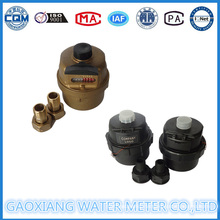 Kent Type Volumetric Water Meters with High Quality (DN15-DN25)