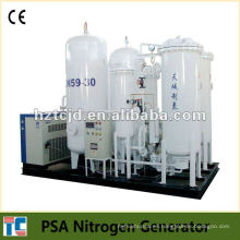 Sistema Generador de Nitrógeno Sistema Completo Aprobación CE