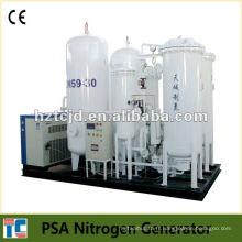 Ensemble complet du système de nitrogène du générateur CE Approbation