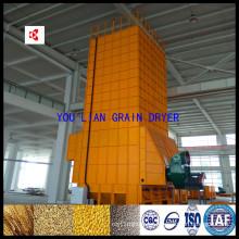 Recirculación de lotes de maquinaria de secado de arroz