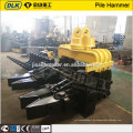 Bagger Pile Fahrer Maschine SK360 Hydraulische Vibrationshammer