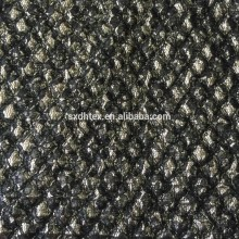 fashion embroidery quilting fabric for jacket/garment/clothing