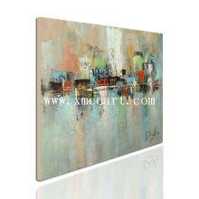 Peinture à l'huile abstrait Home Dcoration (New-195)