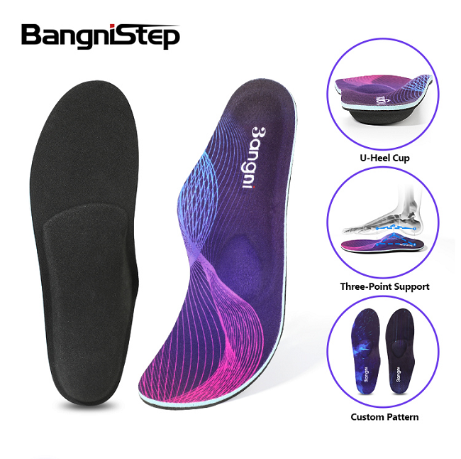 Custom Orthotics For Flat Feet-1