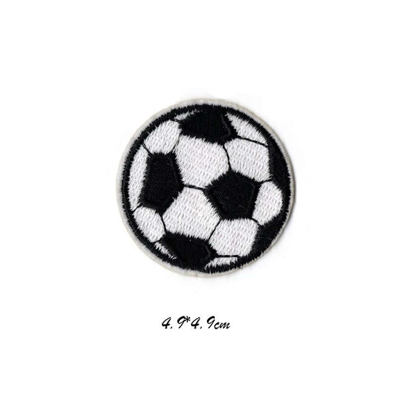 Patches Clothes Embroidery Soccer