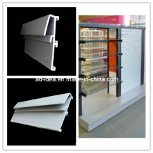 Co-Extruded PVC Profile Plastic Co-Extrude Profile