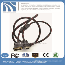 5 футов 24 + 1DVI Мужской к VGA Мужской кабель для DVD LCD HDTV ПК