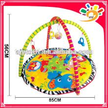 Runde Teppiche, handgemachte Teppiche, kleine Baby-Teppiche