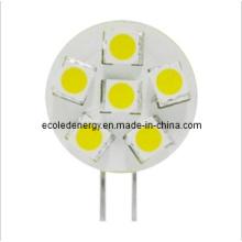 Lámpara de LED Light G4 6SMD LED