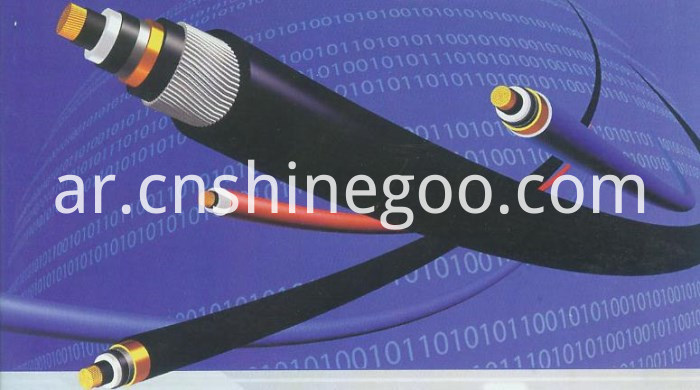 26/35kV XLPE Insulated steel tape armoured Power Cable