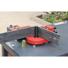 Mejor calidad de acero estribo bisagra para la venta