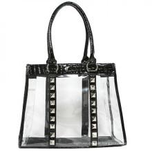 Klare PVC-Zip-Lock-Tasche