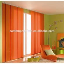 Free sample Factory price Selling Ready Made Window Panel Track Blinds