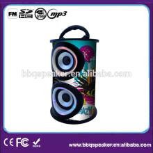 Beste tragbare Hi-Fi-Holz-Lautsprecher für PC, MP3-Player