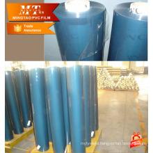 Super clean PVC film Blue Tint PVC Welding Strip Door Curtain