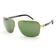 Men′s Metal Fashionable Elegant High Quality Designer Sunglasses (14320)