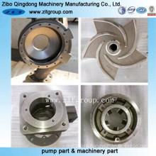 Sand Casting/ Investment Casting Pump Parts
