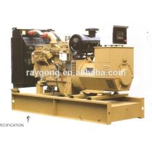 30KW cunnins Dieselaggregat 100% Kupfer & Ausgang 400V drei Phasen