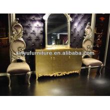 Saco de estilo antigos cadeira de lobby de alta volta XY4891-3