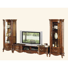 Klassische Antike American Style TV Schränke (P7)
