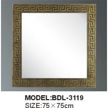 Espejo de cristal de plata del cuarto de baño de 5m m (BDL-3119)