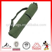 Оптовая высокое качество холст коврик для йоги с сумка ,коврик для йоги спортивная сумка