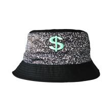 Индивидуальные дизайн одежды Sun Bucket Hat / Cap с логотипом вышитые (U0052)