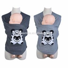 Envoltório do bebê estilingue transportadora venda quente para portador de bebê de alta qualidade da Amazônia